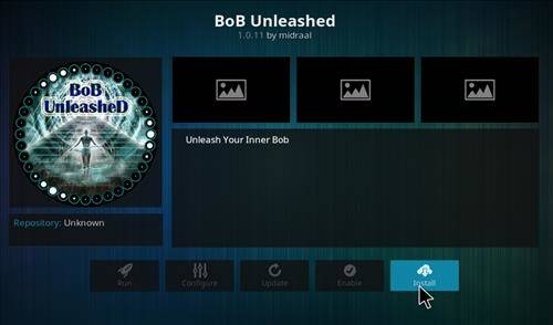 Bob Unleashed easy step guide step 18