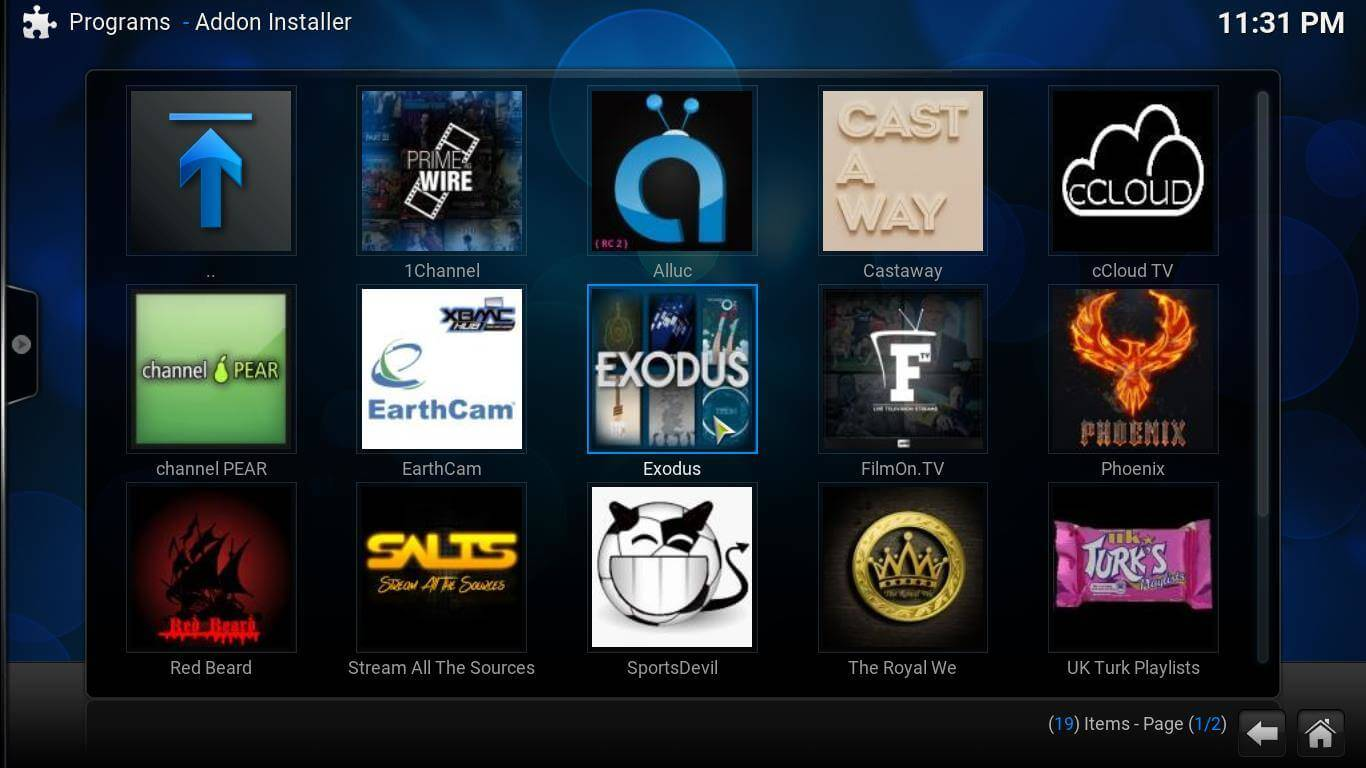 How To Change The Homescreen On Kodi