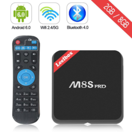 m8s-pro android tv box