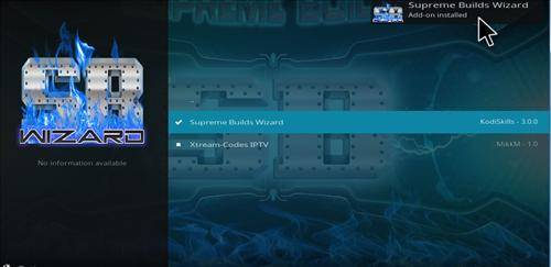 kodi titanium build screenshot step 19
