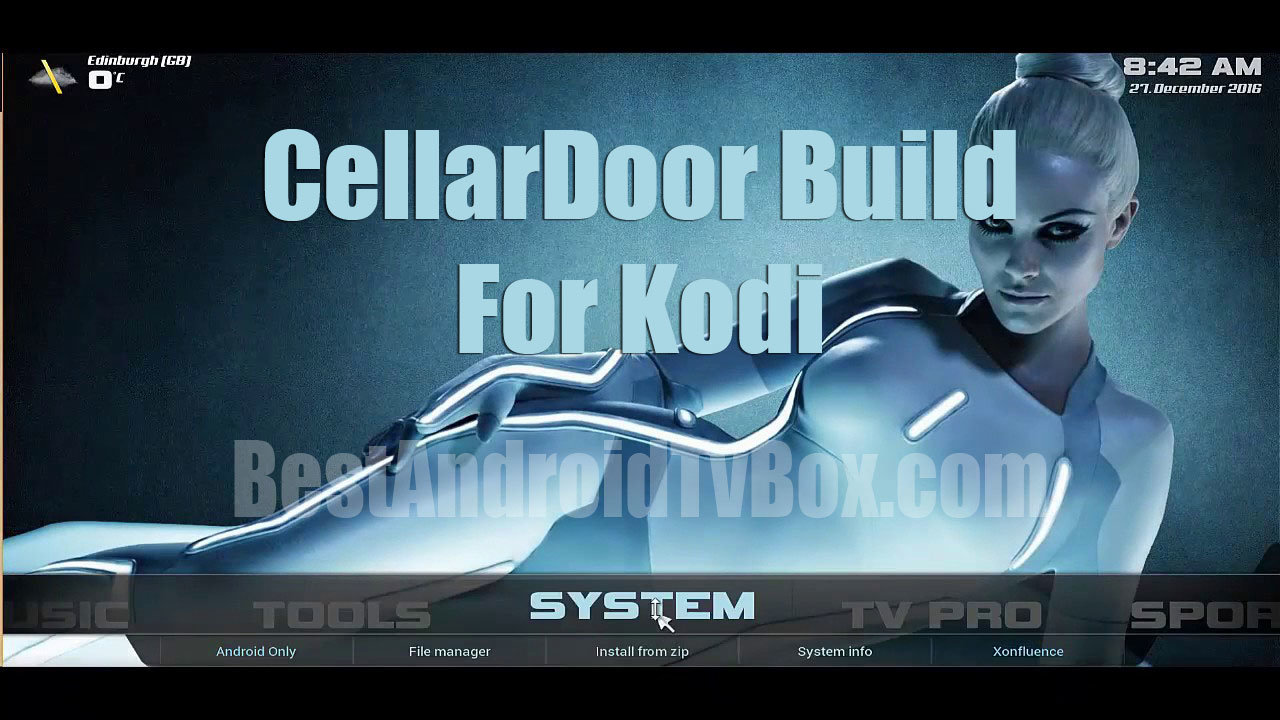 Cellar Door Kodi Build Installation Guide on Krypton 17  sc 1 st  Android Tv Box & Cellar Door Kodi Build Installation Guide - Easy Step Guide 2017