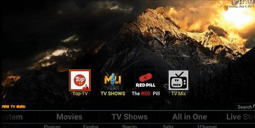 best kodi build fire tv guru screenshot 4