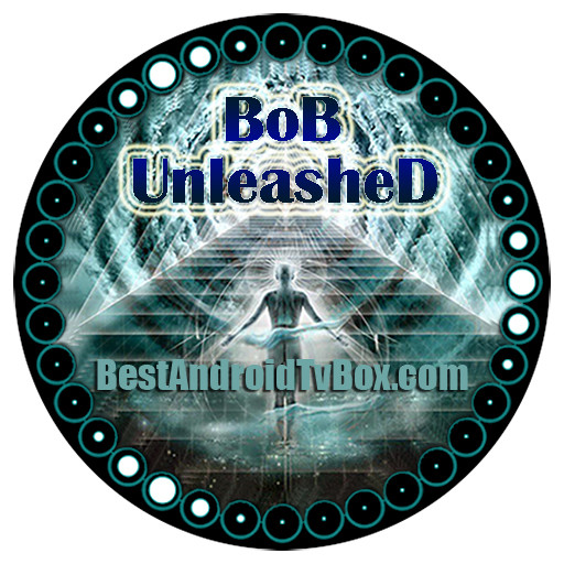 bob unleashed main logo for post