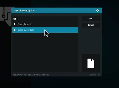 best kodi wizard step 5-2