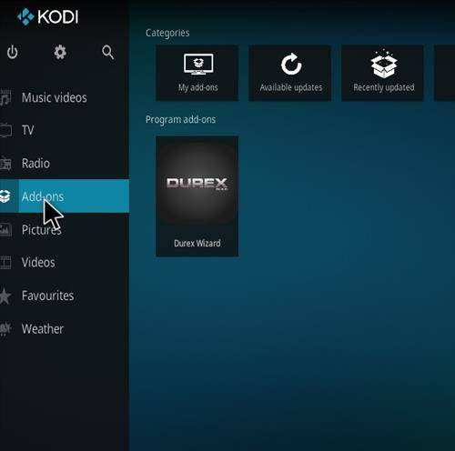 best kodi wizard step 6