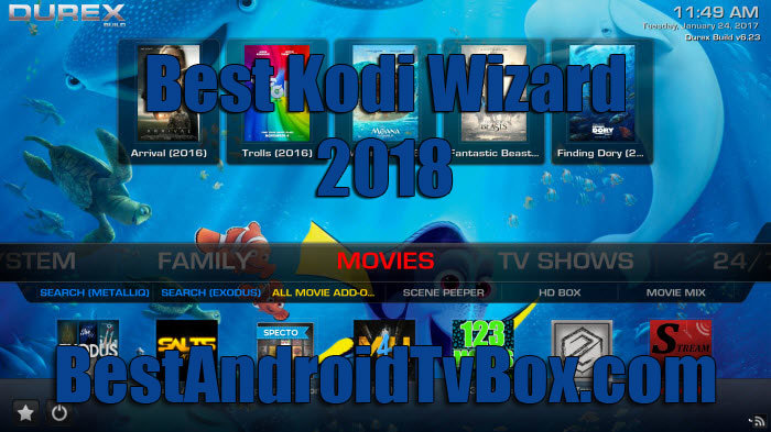 best kodi wizard featured image