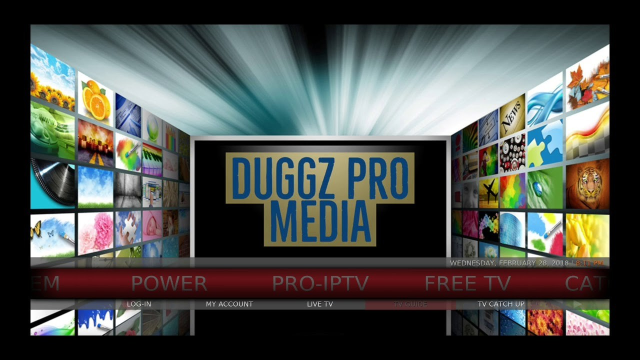 How to Install Duggz Build on Kodi Krypton 17.6