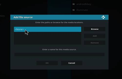 How to install havoc horror addon step 4