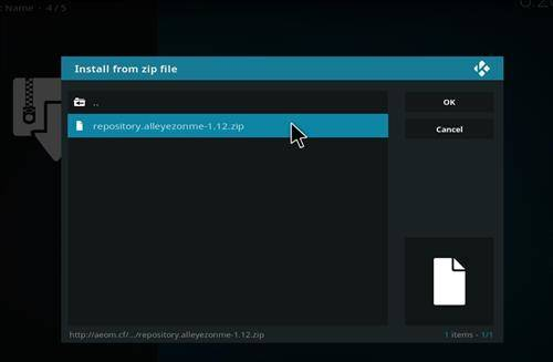 How to Install Death Row Kodi Addon Step 12