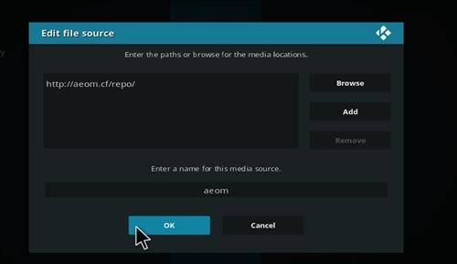 How to Install Death Row Kodi Addon Step 7