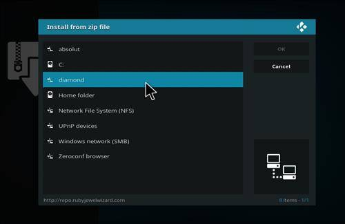 How to install movie theater butter addon on kodi step 11