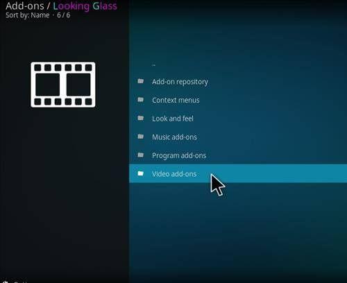 How to install placenta addon in kodi step 16