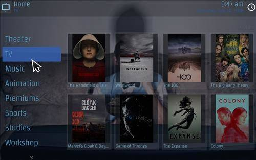 Secondary Image of X4 Kodi Build