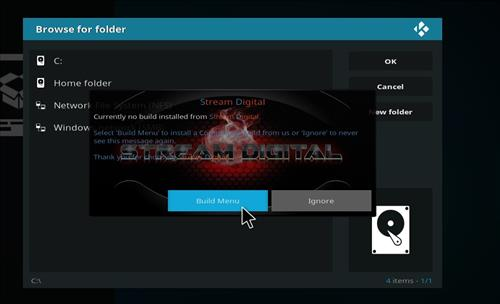 How to install bk nox kodi build step 16