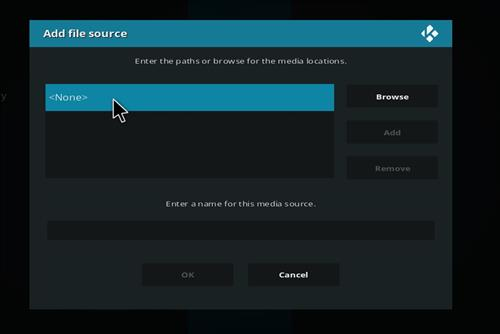 How to install bk nox kodi build step 4