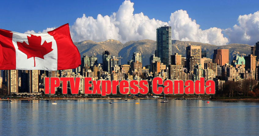 iptv express vancouver canada